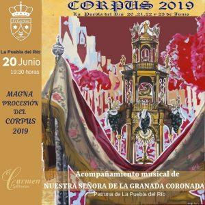 Procesión Corpus La Puebla del Río